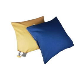 Komplet poduszek z łuską...